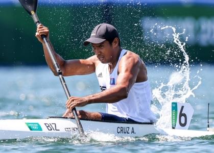Belize Amado Cruz Tokyo Olympics