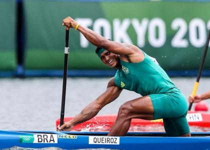 Brazil Isaquias dos santos Tokyo Olympics