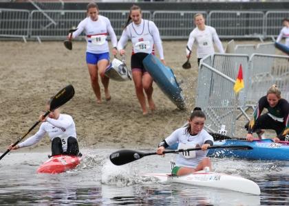 ICF Canoe marathon Norway 2019