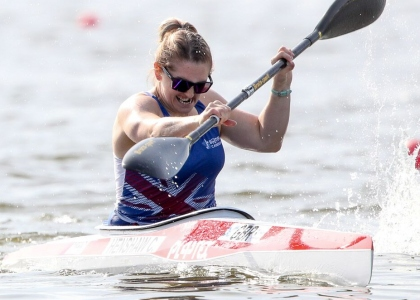 Great Britain Charlotte Henshaw Poznan 2019