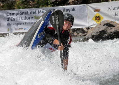 2019 ICF Canoe Freestyle World Championships Sort Spain