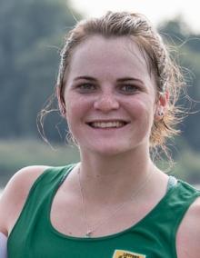 Kyeta Purchase (RSA) K1 Junior Girls Canoe Marathon