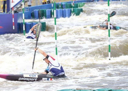 France U23 K1 women team world championships Krakow 2019