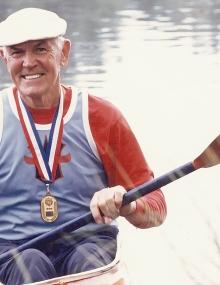 US canoe Frank Havens