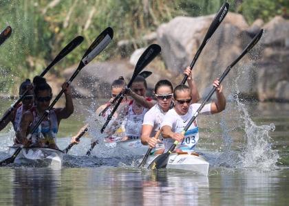 Hungary Csay Czellia-Voros K2 marathon Shaoxing 2019