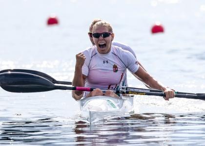 Hungary K2 Danuta Kozak Rio Olympics