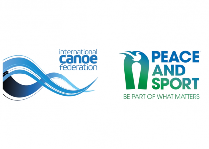 ICF Peace and Sport logo