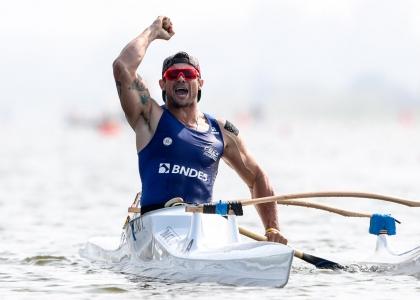Brazil Igor Tofalini Paracanoe World Championships 2018