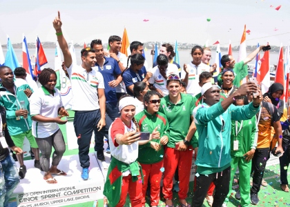Athletes India Bhopal 2019