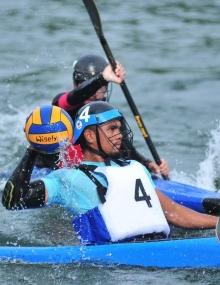 International Canoe Federation and Yupin Sports Polo Partnership