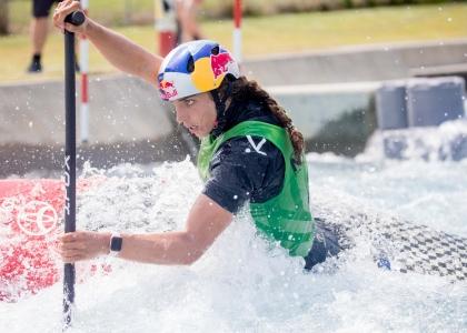 Australia Jessica Fox Oceania 2020