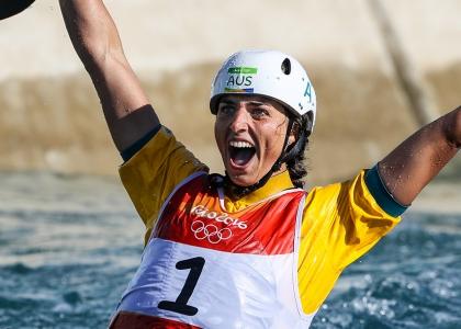 Jessica FOX Australia Rio 2016 Olympics