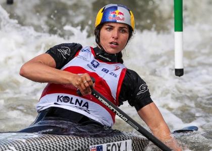 Australia Jessica Fox C1 Krakow