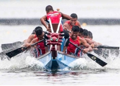 Korea dragonboat