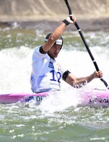 Australia Lucien Delfour Penrith K1 2018