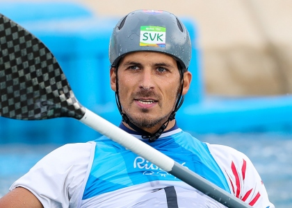 Matej BENUS Slovakia Rio 2016 Olympics