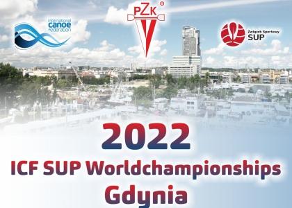 Gdynia Poland 2022 SUP world championships