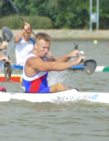 Russia K4M European Canoe Sprint Champoinships