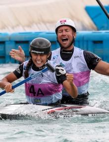 Poland C2 mixed world championship Rio 2018