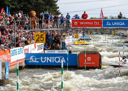Prague crowd ICF world cup final 2019