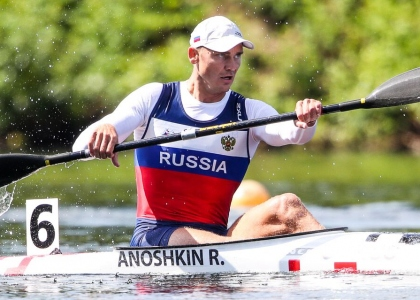 Russia Roman Anoshkin K1 1000 Duisburg 2019