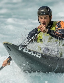 Ryan Westley canoe slalom Great Britain