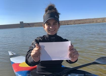 Venezuela Marianna Torres canoe slalom