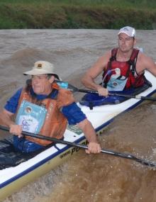 Lyle Wheeler and Graeme Pope-Ellis (RSA)