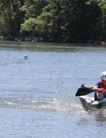Wildwater World Cup Bavaria