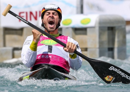 Germany Sideris Tasiadis Lee Valley 2019