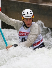 Sideris Tasiadis Germany slalom