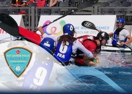 2018 Canoe Polo World Championships Welland
