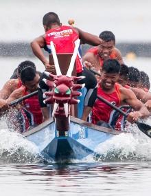 2018 ICF Canoe Dragon Boat World Championships Lake Lanier America USA