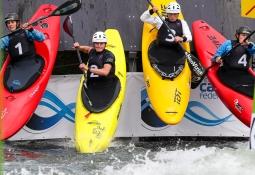 Extreme kayak Liptovsky Mikulas