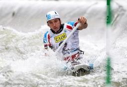 ICF Planet Canoe #ICFslalom Balint Vekassy @gregiej Rio2016 Canoe Slalom C1M C2M
