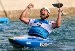 ICF Planet Canoe #ICFslalom Balint Vekassy @gregiej Rio2016 Canoe Slalom Denis Gargaud Chanut