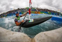 ICF Planet Canoe #ICFslalom Balint Vekassy @gregiej Rio2016 Canoe Slalom Joe Clarke