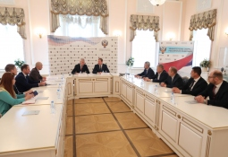 Barnaul canoe sprint meeting 2021