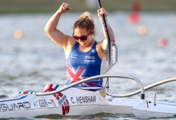 Great Britain Charlotte Henshaw Szeged 2019