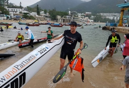 Cory Hill Hong Kong Ocean Racing World Championships