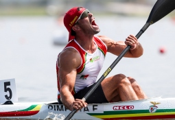 Portugal Fernando Pimenta Montemor 2018