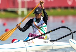 India Prachi Yadav Paracanoe Szeged