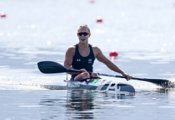New Zealand's Lisa Carrington