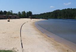 Oak Mountain Park Birmingham Alabama canoe marathon venue portage
