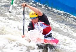 Czech Tereza Fiserova C1 U23 world championships Krakow 2019
