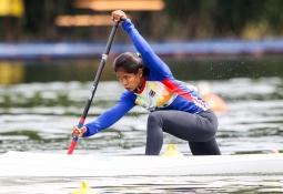 Thailand Orasa Thiangkathok canoe sprint C1