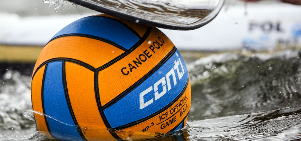 Canoe Polo Ball