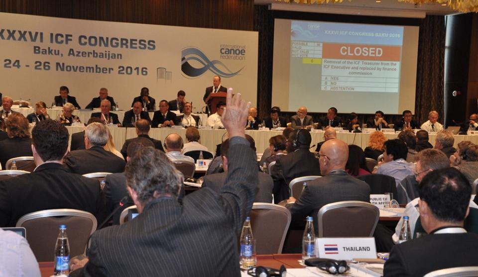 ICF Congress