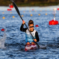 New Zealand's Caitlin Ryan K1 gold Barnaul 2018