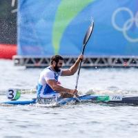 Rizza K1M Canoe Sprint (ITA)